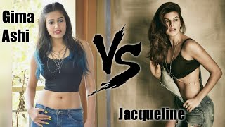 Gima Ashi VS Jacqueline Fernandez | Who is More Hot | Gima Ashi Jacqueline Best Tik Tok Videos