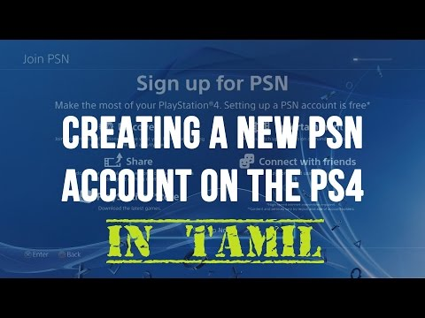 How To Create Your Psn Account Ps4