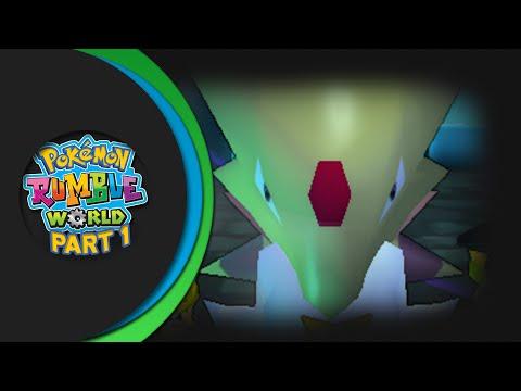 Pokémon Rumble World Walkthrough: Part 1 - The Continuation of A Grand Adventure! [HD]