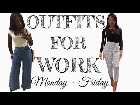 HOW TO LOOK STYLISH AT WORK FT. SHEIN | TRY ON 2018 | iDESIGN8