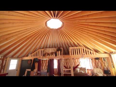 Ask a Yurt Dweller: 'Perfect Vacation Getaway'