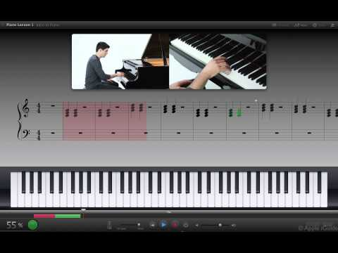 Special: Learn to play the Piano, with Garageband