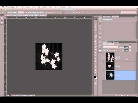 Making A Triptych Image In Photoshop