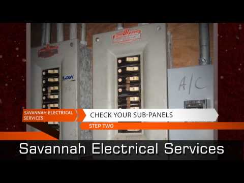 Fuse Box Replacement Tips by Savannah Electrician