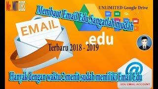 How to Create Edu Email Address Free| Latest 2018-19 Method