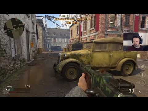 COD WW II MY BEST SESSION EVER! pt4