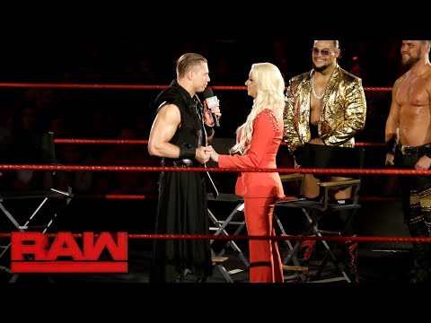 The Miz and Maryse reveal they are expecting their first child: Raw, Sept. 11, 2017