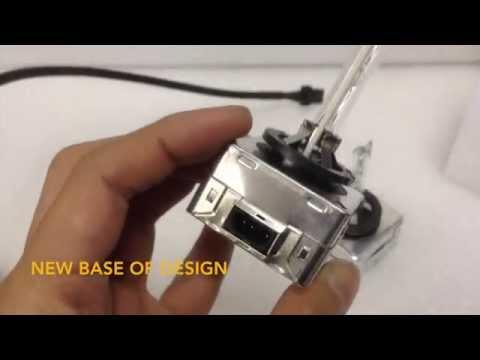 Japan HID Xenon Replacement Headlight D3S 6000K Pure white Audi Porsche