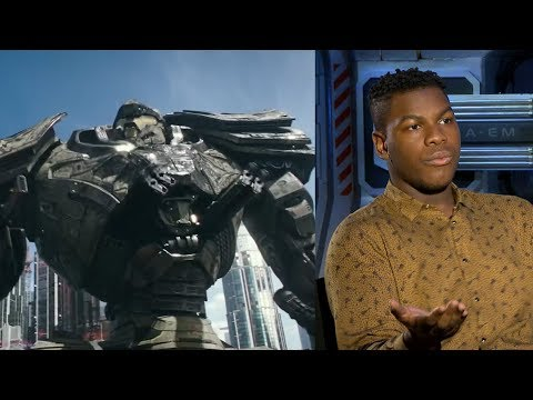'Pacific Rim Uprising' Cast Designs Their Own Jaegers