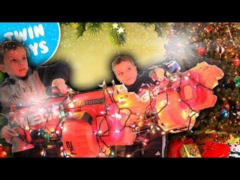 Nerf War:  Christmas