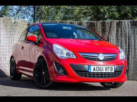 VAUXHALL CORSA FOR SALE AT CLEARWATER AUTOMOTIVE IN ESSEX