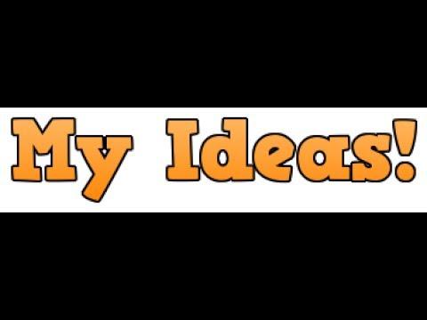 Minecraft:My Item/Crafting Ideas