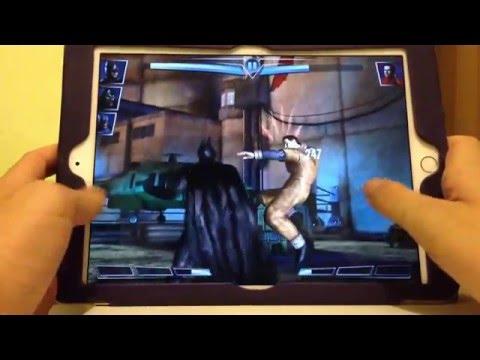 Injustice gods among us iOS Prison Superman boss