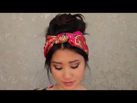 DIY Headwraps and Turban