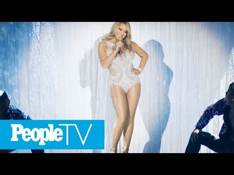 Mariah Carey On Why She Kept Her Bipolar Disorder Hidden For Years: PEOPLE Exclusive | PeopleTV