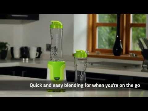 Breville Blend-Active™ Sports Bottle Blender
