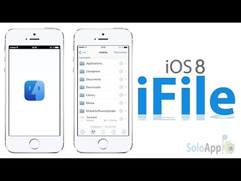 How To Get iFile - IOS 8  [JailBreak] Cydia