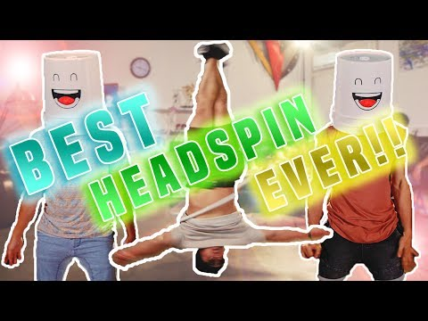 Now Add A Dancer 13! (BEST HEADSPIN EVER)