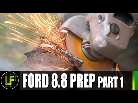 Rover 1 Project - Preparing the Ford 8 8 - Part 1