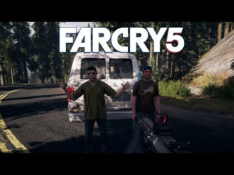 Far Cry 5 Part 20 - Missing In Action, Search and Rescue and Gone Squatchin' Missions