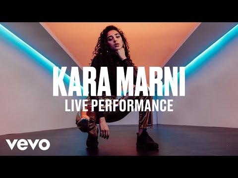 Kara Marni - Love Just Ain't Enough (Live) | Vevo DSCVR