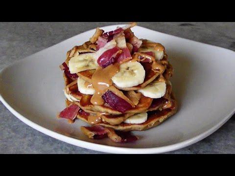 Quinoa Pancakes -  Elvis Style