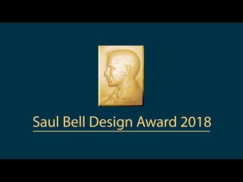 Saul Bell Design Award Winners 2018