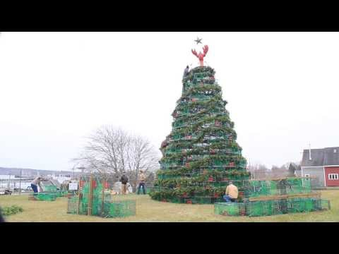 2013 Lobster Trap Tree