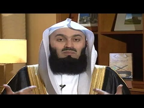 How I Balance Between My Mother & Wife - Mufti Menk