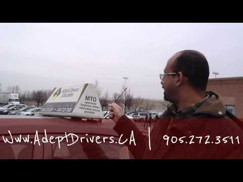 Drivers Licence Road Test Success Ontario (Arabic)