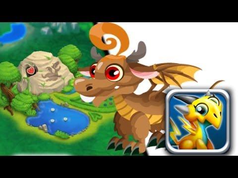 How to breed Moose Dragon 100% Real! Dragon City Mobile! wbangcaHD!