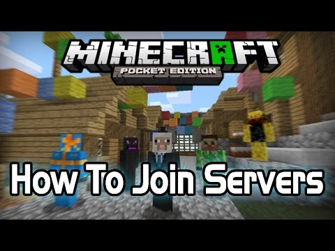 [0.9.1] How To Join Minecraft PE Servers 0.9.0/0.9.1/0.9.2/1.0.0