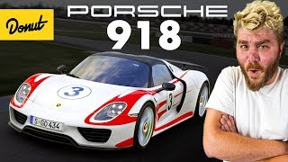PORSCHE 918 - Everything You Need to Know | Up to Speed