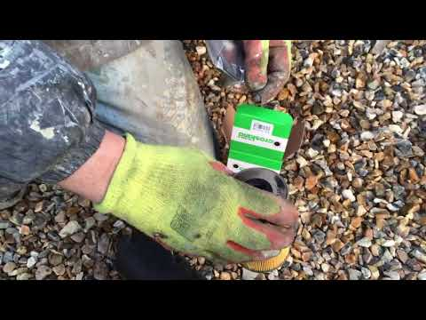 How to change the fuel filter on a Renault master van MK2 2.5 DCI 2004