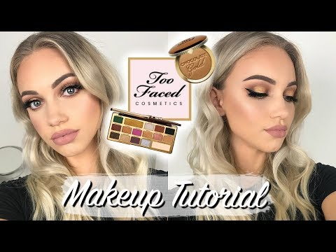 ONE BRAND TUTORIAL // Too Faced Cosmetics