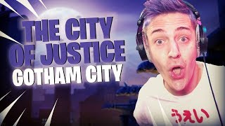 Gotham City The City Of Justice! - Commentated by CourageJD
