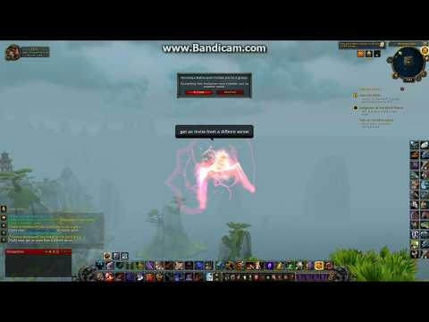 Wow glitch 5.4 how to fly at timeless isle AND cast spells while flying !
