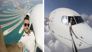 Most Extreme Selfies Ever Taken