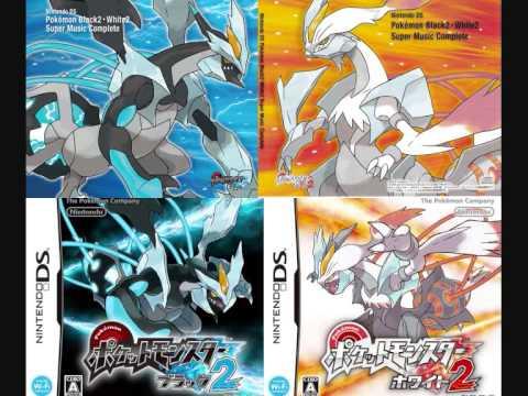 Regirock/Regice/Registeel Battle - Pokémon Black2/White2