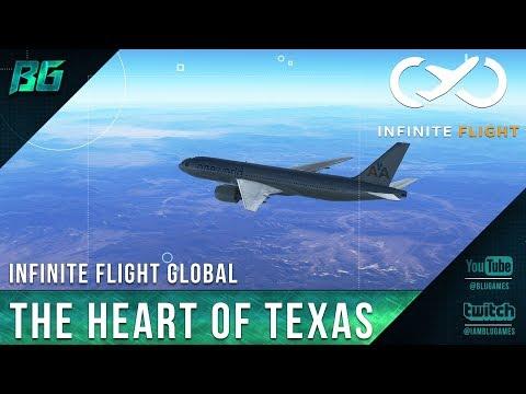 Infinite Flight | Deep in the Heart of Texas (FNF)