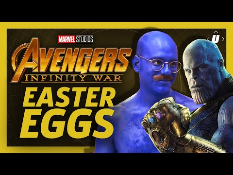 Easter Eggs & References You Missed! - Avengers: Infinity War