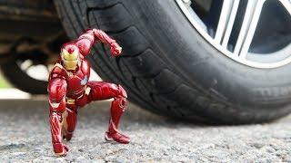 Download CAR VS IRON MAN 3 Video