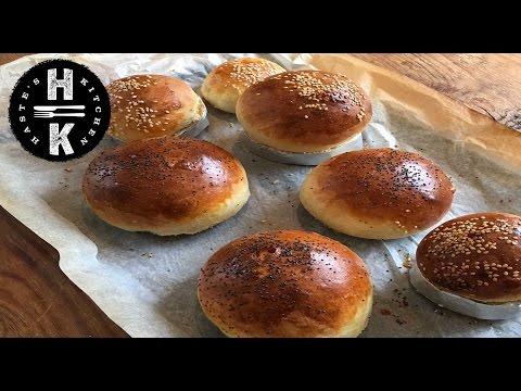 Spelt Brioche rolls - Super quick 25-30 minute recipe