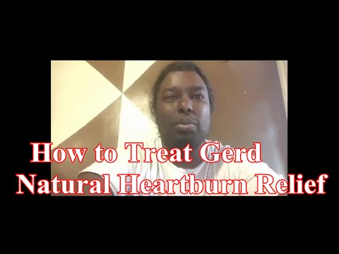 How to Treat Gerd - Acid Reflux Foods to Avoid