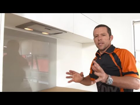 How to Install a Glass Splashback | Mitre 10 Easy As