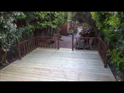 How to Decking and Fencing diy