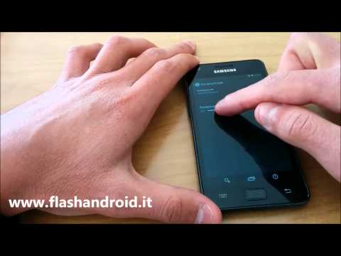 Samsung Galaxy S2 Android 4.4.2 KitKat recensione da Flash Android