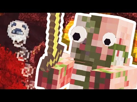BEST MINECRAFT NETHER YOU'VE EVER SEEN!!! [#18]