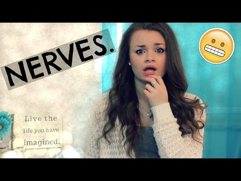 How to Get Rid Of Nerves While Acting/Performing!