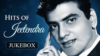 Jeetendra Hit Songs Collection (HD) - Jukebox - Bollywood Evergreen Hindi Songs